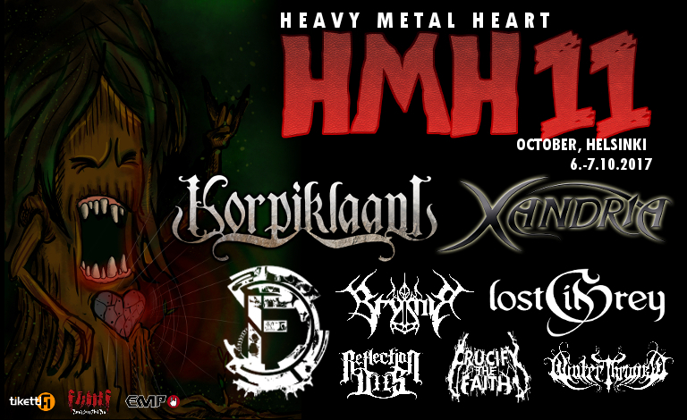 Heavy Metal Heart 11 2017
